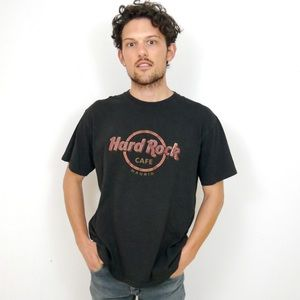 Vintage Unisex Hard Rock Cafe Madrid Graphic Tee
